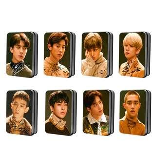 Unofficial - EXO Lomo Cards V2