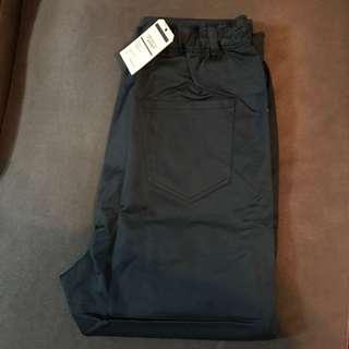 Chocoolate 黑色長褲  M size