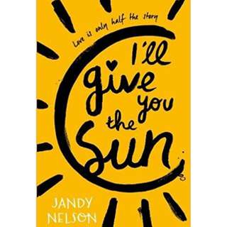 I'll Give You The Sun Book