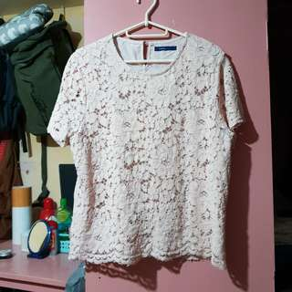 Candy Lace Blouse