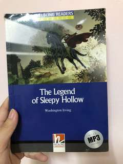 🚚 The Legend of Sleepy Hollow