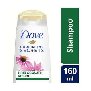 shampo dove
