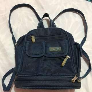 2 Way mini backpack