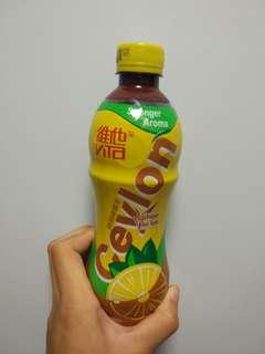 鍚蘭檸檬茶