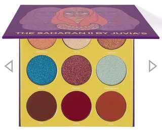 Juvia's Place Saharan II Eyeshadow Palette