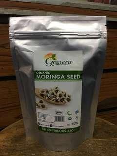Grenera Organic Moringa Seed 100g