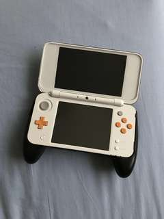 New 2ds XL 64gb mod with...