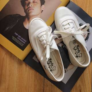 Keds Taylor Swift collection (white)