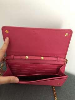 Prada Wallet Original 💝Nego