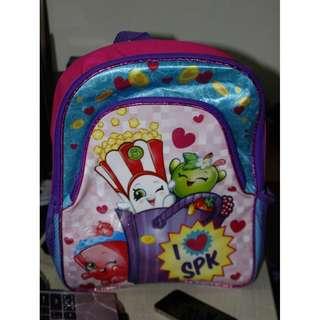 Shopkins Backpack I Love SPK Picture