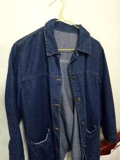 🚚 深藍牛仔外套#畢業兩百元出清