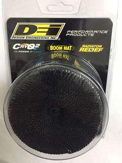 DEI Titanium (Black) Exhaust Wrap - 2 inch width x 25 ft length.  (LIMITED STOCK AVAILABLE)