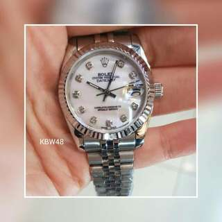 Date Just 31mm Auto