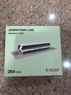 Downtown line - miniature train