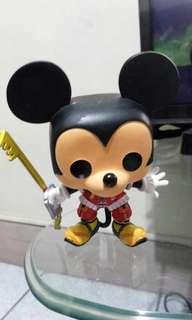 Pop Kingdom Hearts Mickey Mouse Vinyl Figure