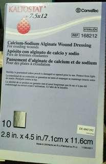 Kaltostat 7.5x12cm