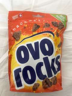 Ovaltine ovo rocks