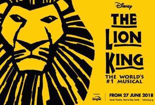 The Lion King Musical Concert