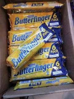 Butter finger 6packs