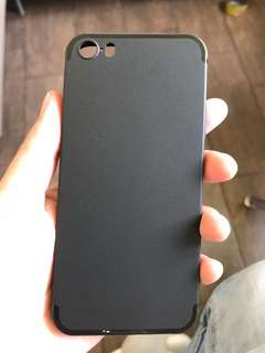 🔥Anti-Finger Print Matte Black iPhone 5 Case🔥