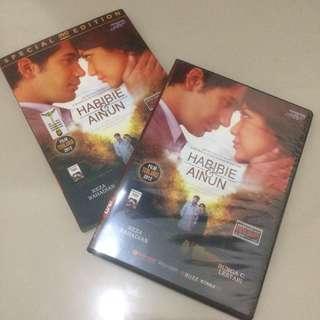 DVD Habibie dan Ainun Original