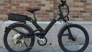 A2B Alva+ (Black) Electric Bicycle