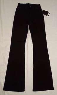 Versace 1969 Women's Black Bootcut Jeans