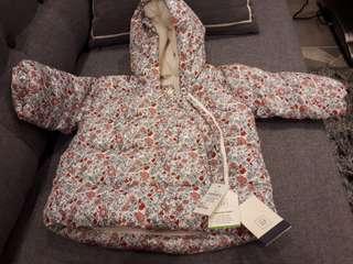 BABY GAP Kimono Puffer