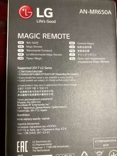 LG MAGIC REMOTE 2017