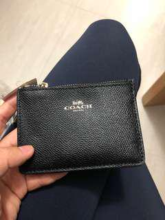 Coach Wallet purse 👛 coins case現貨不用等