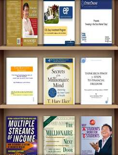 More Ebooks for sale. Mostly are PDF file