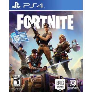 Looking for Fortnite PS4