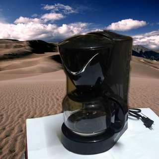Eureka  coffee maker brandnew slightly dented