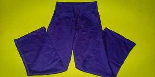 celana panjang cwe premier authentic size 10-12T