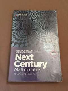 Next Century Mathematics (BASIC CALCULUS)
