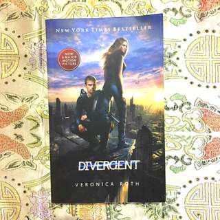 ORIGINAL Novel Divergent