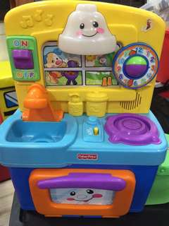 Fisher price kitchen toy