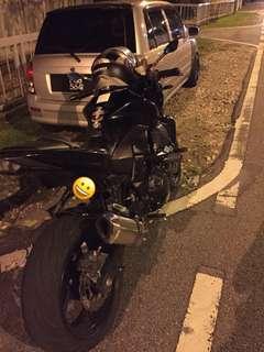 kawasaki z750 cbu japan