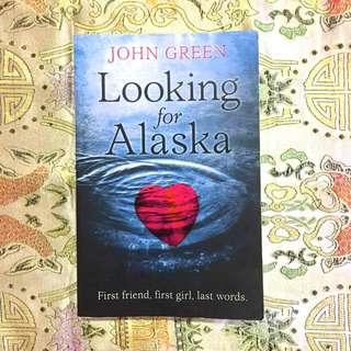 ORIGINAL Novel Looking for Alaska