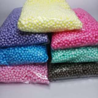 Styro Beads 2-4mm