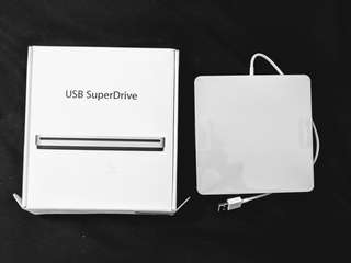 NEW APPLE USB Super Drive