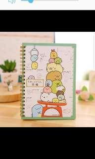 San x sumikko gurashi Notebook