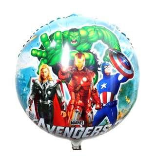"""18"""" Avengers Foil Helium Balloon"""