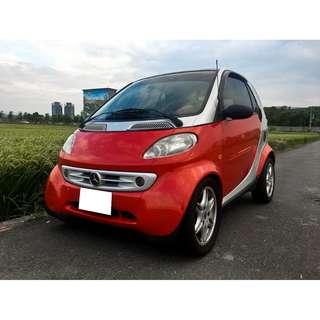 保證實車實價 代步車 1999 SMART 內外觀漂亮 里程僅10萬 一年稅金只要5000