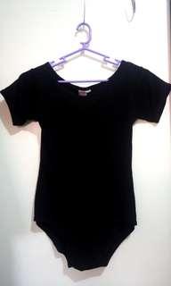 SALE!! Black Bodysuit