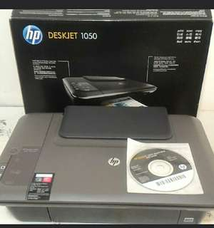 HP deskjet 1050 printer 勁新連包裝盒
