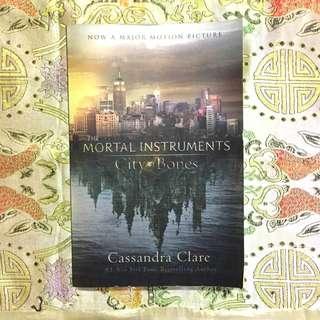 ORIGINAL Novel Mortal Instruments