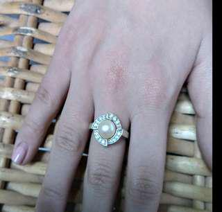 silver 925 ring size 5.5