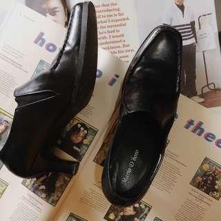 Mario D'boro black boots