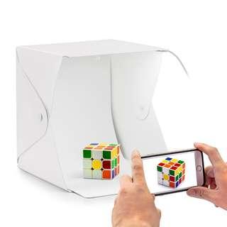 Portable Photoshoot Lightbox